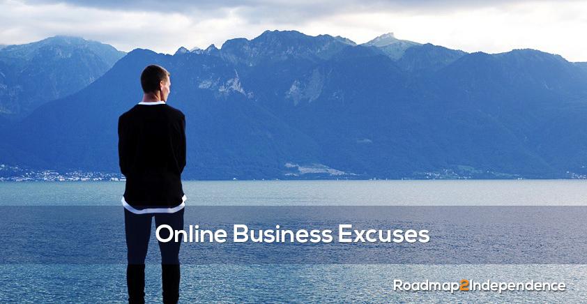 Zeven redenen om GEEN online bedrijf te hebben