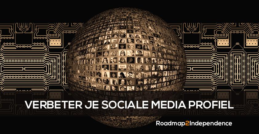 10 Manieren om je Sociale Media Profiel te verbeteren in 1 uur of minder