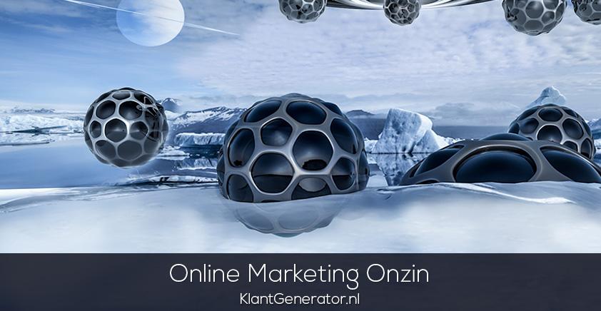 Online Marketing Onzin