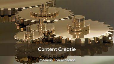 6 Niveaus van online content creatie