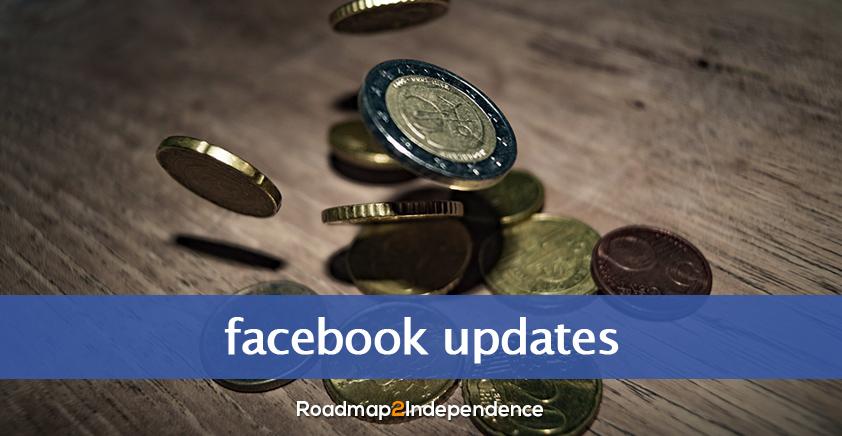 Wees niet afhankelijk van Facebook