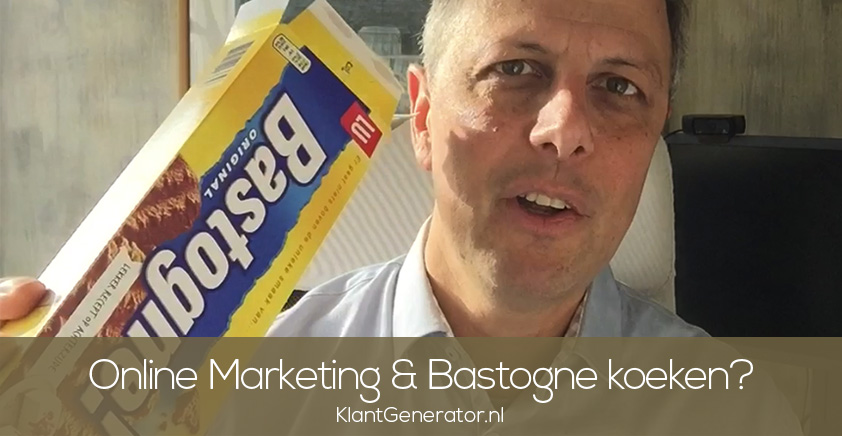 De overeenkomst tussen Bastogne Koeken en Online Marketing