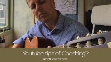 Youtube tips of coaching?