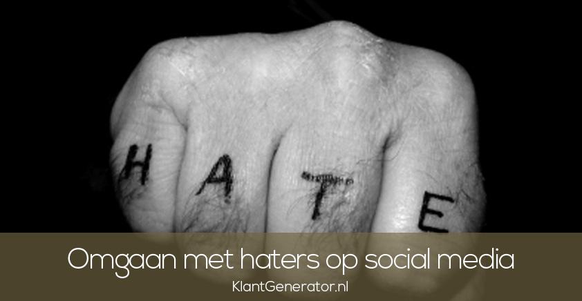 Omgaan met negatieve reacties op sociale media