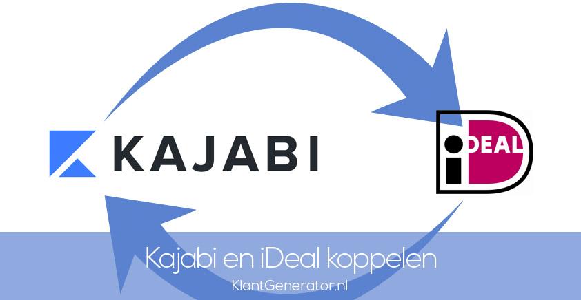 Kajabi – iDeal Koppelen met PayPro, Woocommerce, Autorespond, Mollie, Linktopay